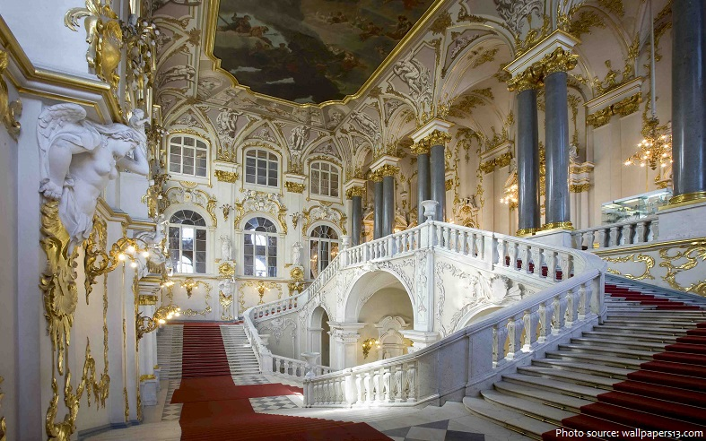 winter palace principal staircase