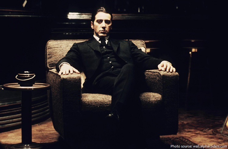 al pacino the godfather