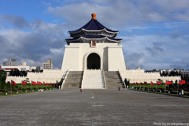 chiang kai shek memorial amk