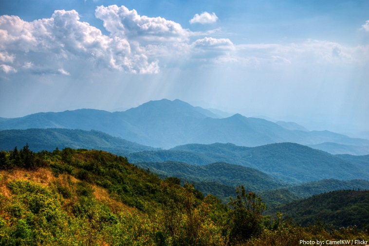 doi inthanon the highest point in thailand