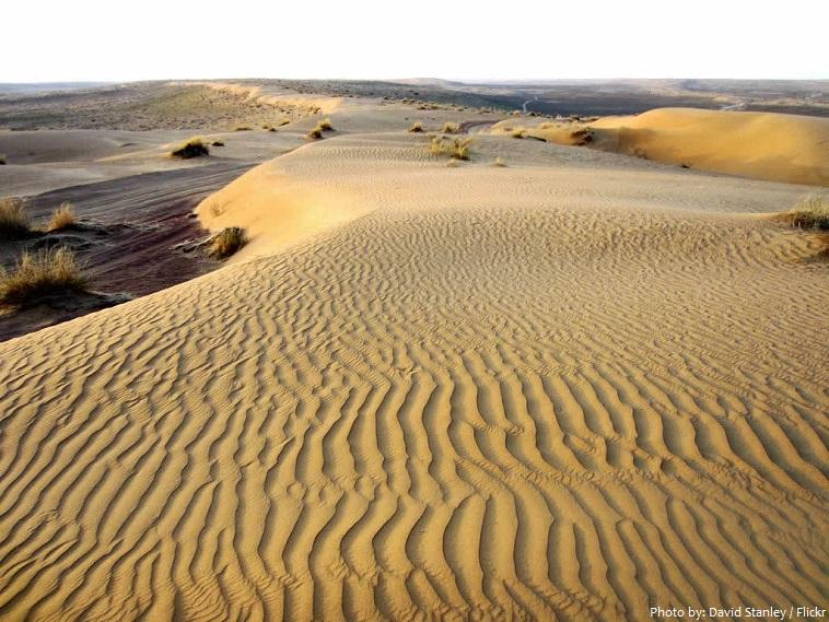karakum desert