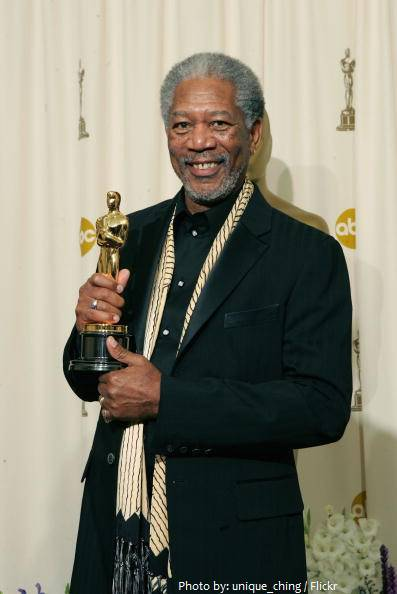 morgan freeman oscar