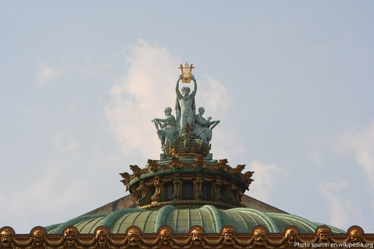 palais garnier apollo poetry and music