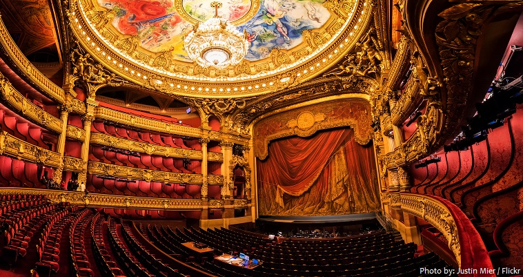 Interesting facts about the Palais Garnier | Just Fun Facts - photo#45