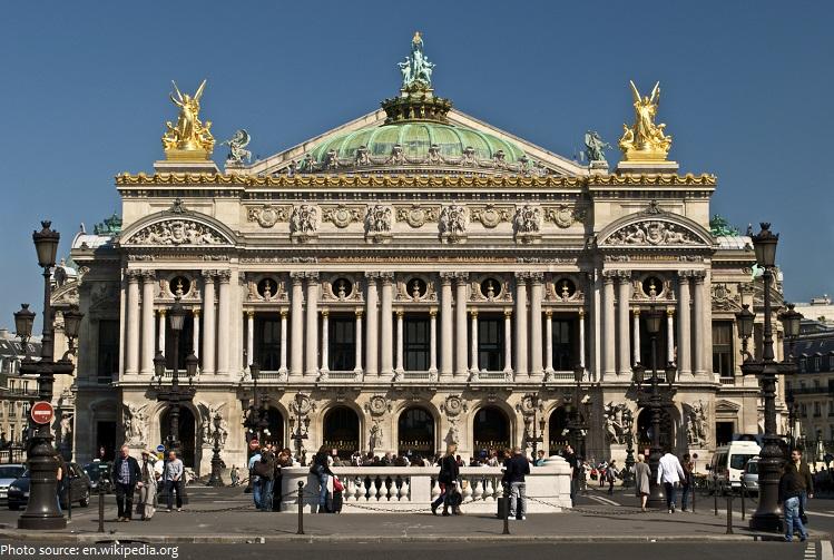 palais garnier facade