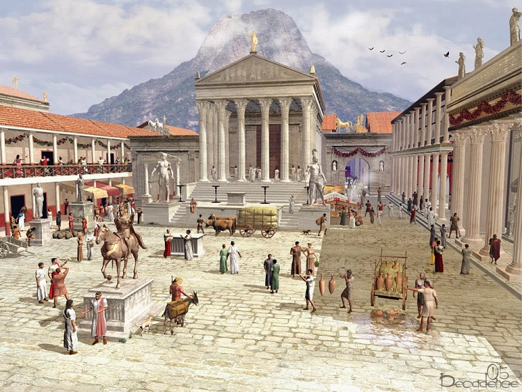 Interesting facts about Pompeii | Just Fun Facts