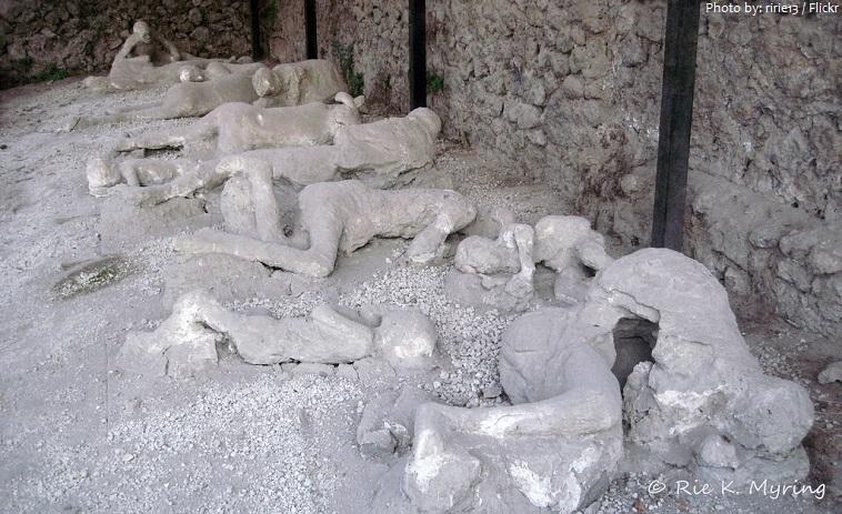 pompeii casts