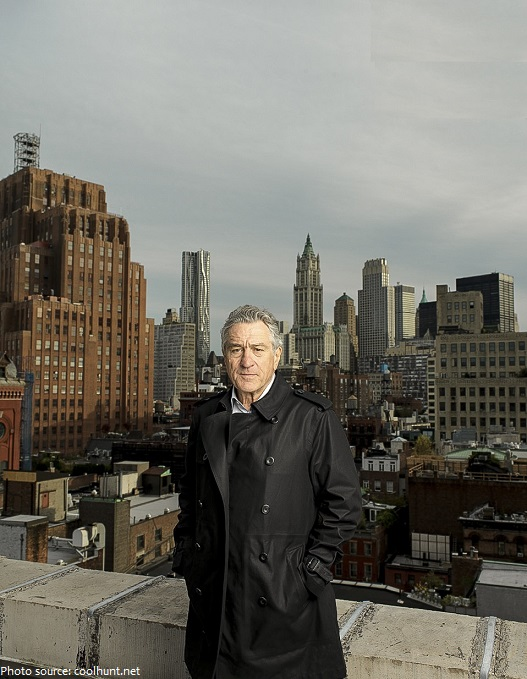 robert de niro new york