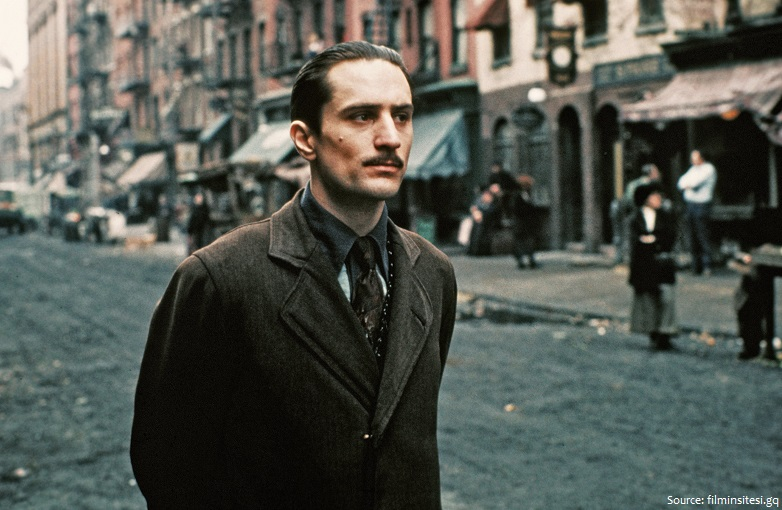 robert de niro the godfather