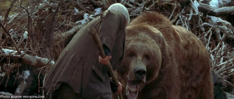 anthony hopkins and bear