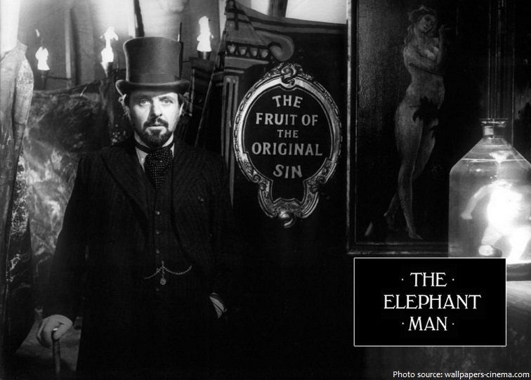 anthony hopkins the elephant man