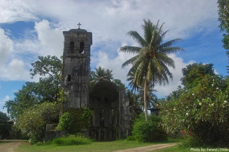 bell tower micronesia