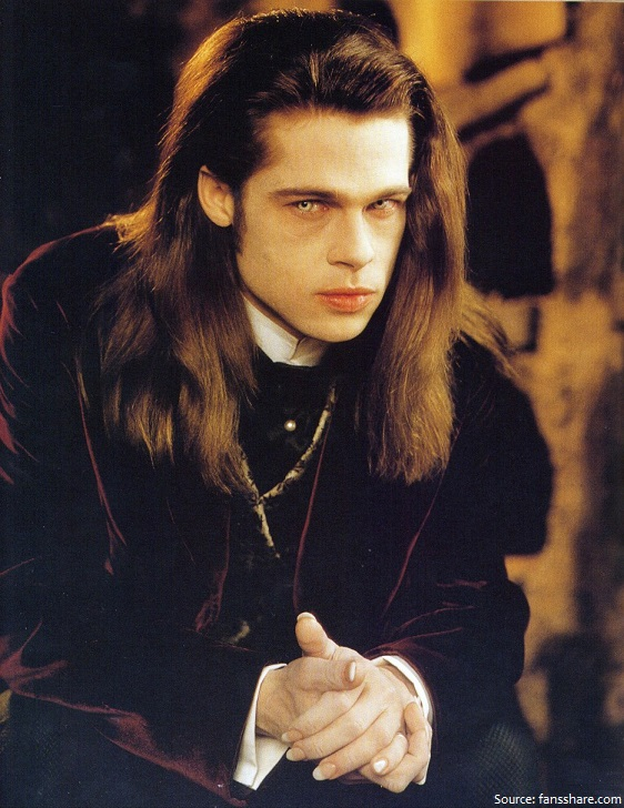 brad pitt interview with the vampire