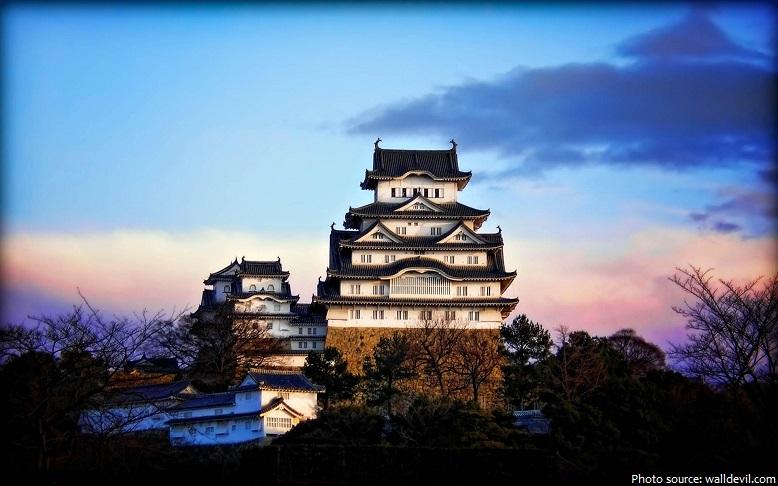 himeji castle main keep