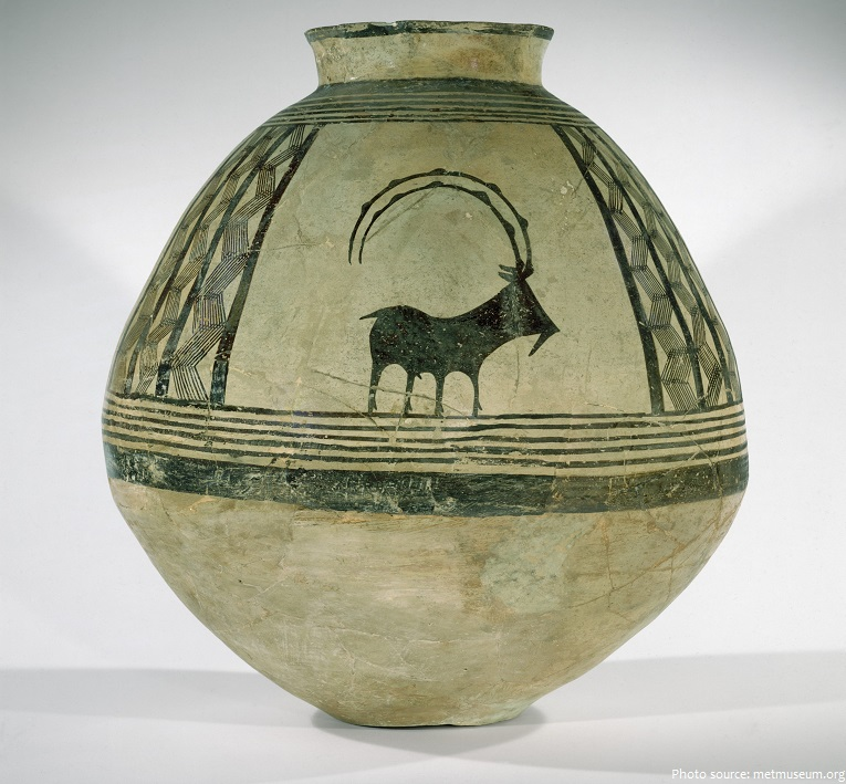 iranian storage jar