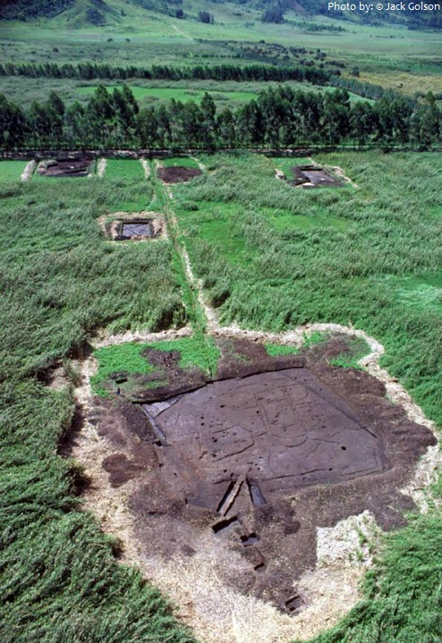 kuk early agricultural site