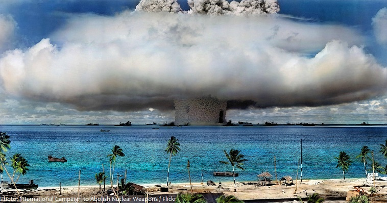 marshall islands nuclear testing
