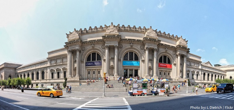 Interesting facts about the metropolitan museum of art for Metropolitan mueseum of art