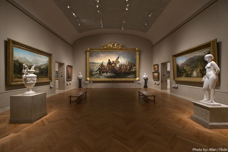 metropolitan museum of art american wing
