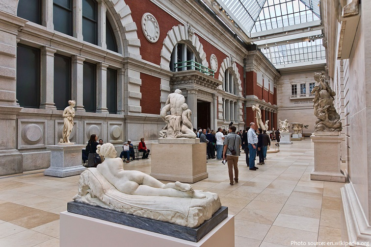 metropolitan museum of art sculptures