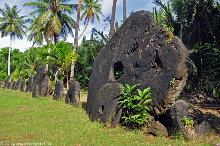 micronesia rai stones