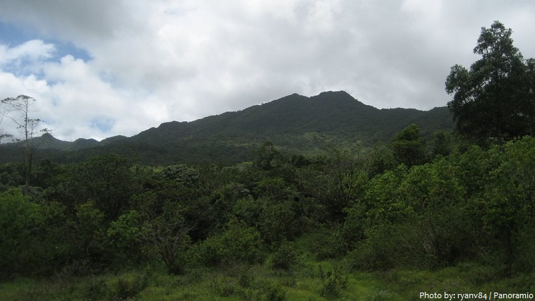 mount tomanivi