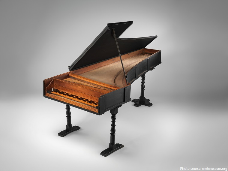 oldest piano in existence