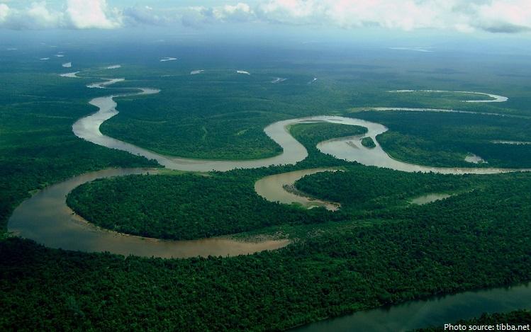 sepik river
