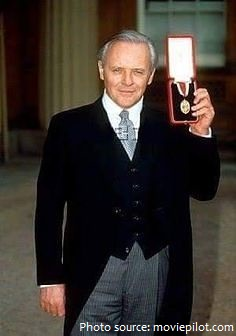 sir anthony hopkins knighthood in 1993