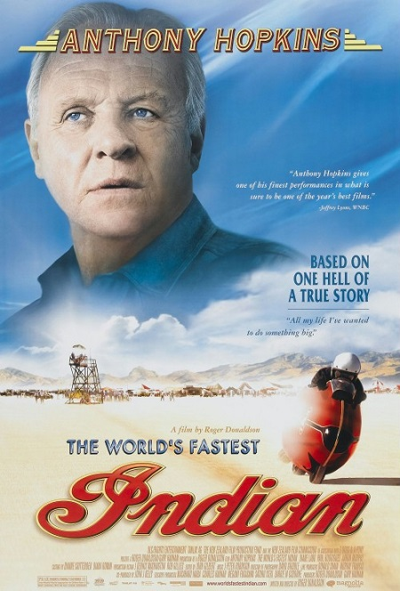 the worlds fastest indian anthony hopkins