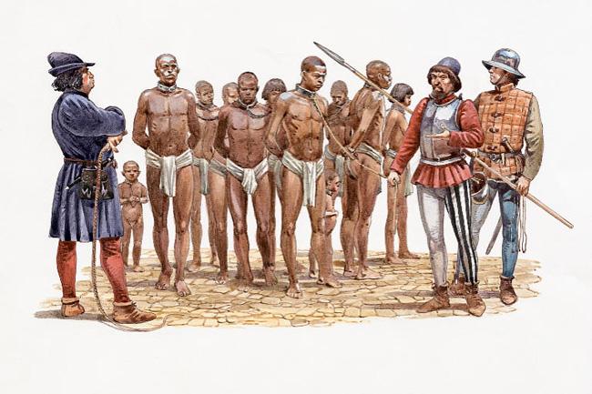 angola slaves