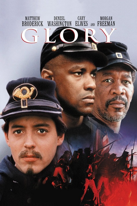 denzel washington glory