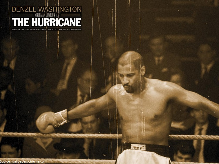 denzel washington the hurricane