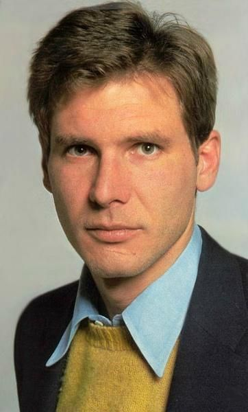 harrison ford young