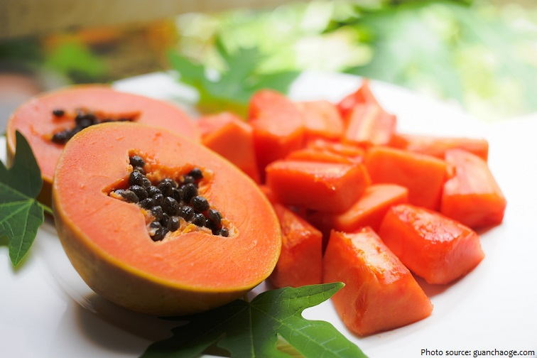 papaya food