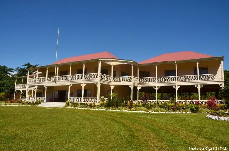 robert louis stevenson museum samoa