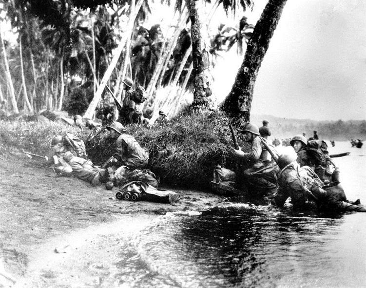 solomon islands WWII