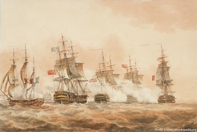 adriatic sea napoleonic war
