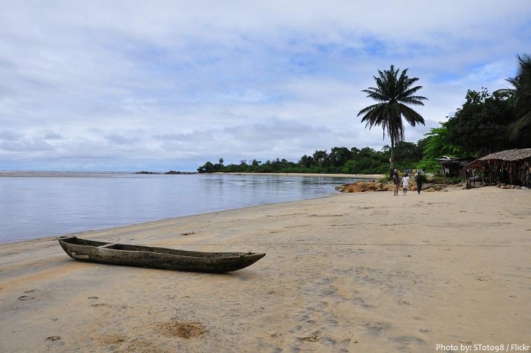 cameroon beach