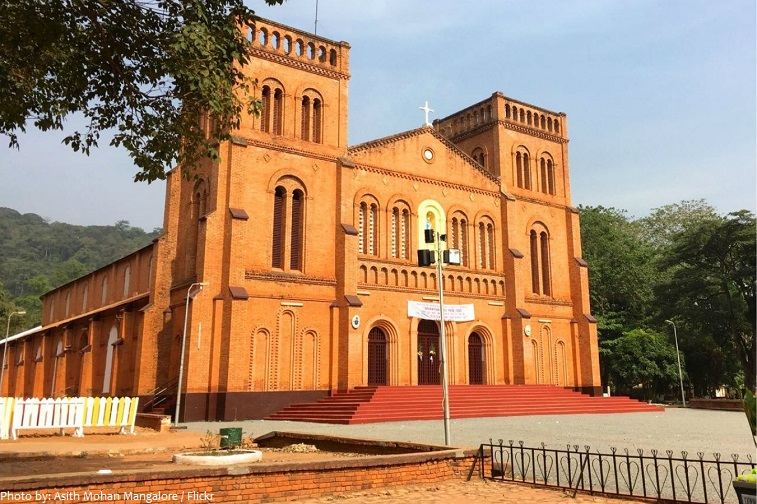 cathédrale notre dame central african republic