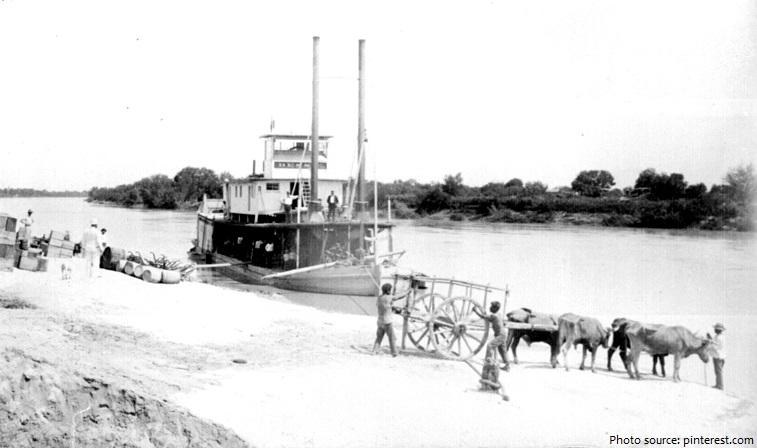 rio grande steamboat