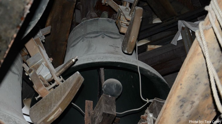 st patricks cathedral bell
