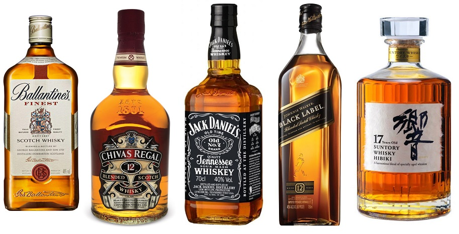 Best Ing Whiskey Brands