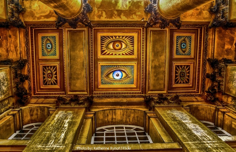 blenheim palace eyes