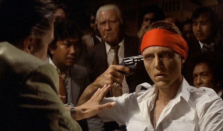 christopher walken the deer hunter