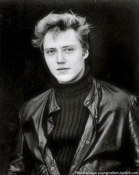 christopher walken young