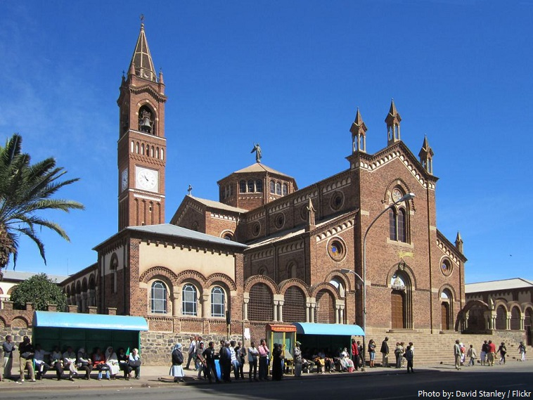 church of our lady of the rosary asmara