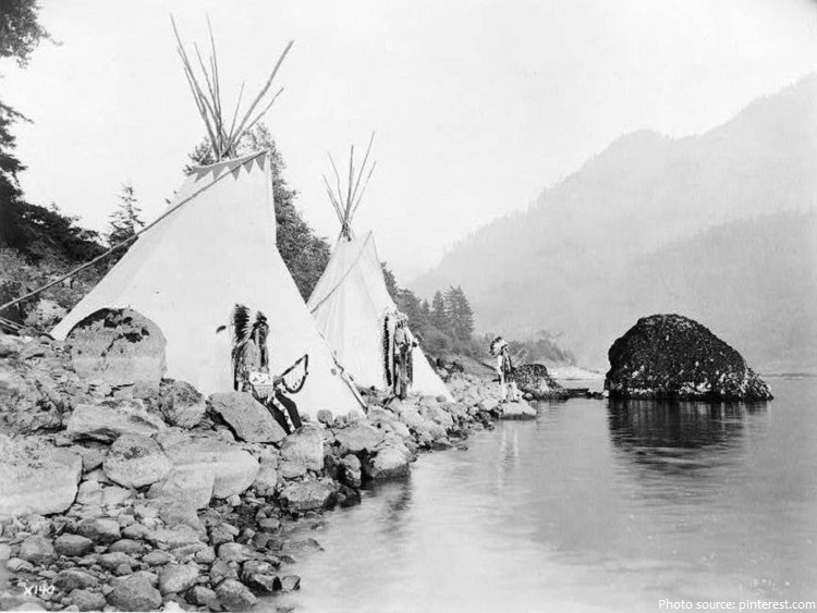 columbia river native americans