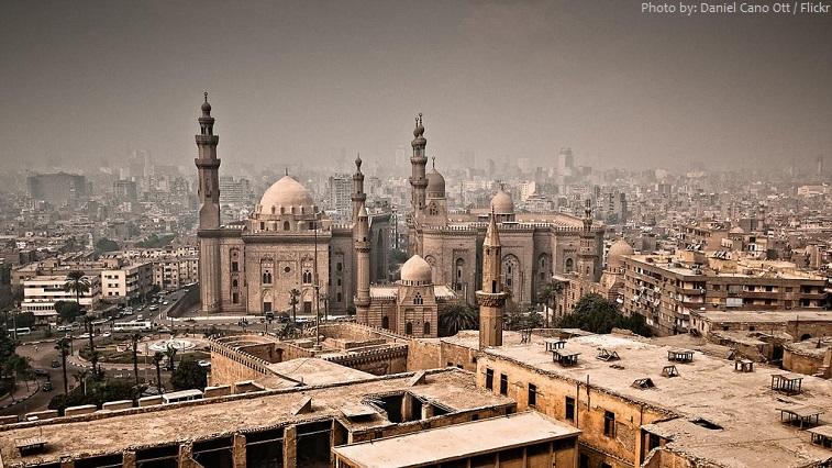 historic cairo