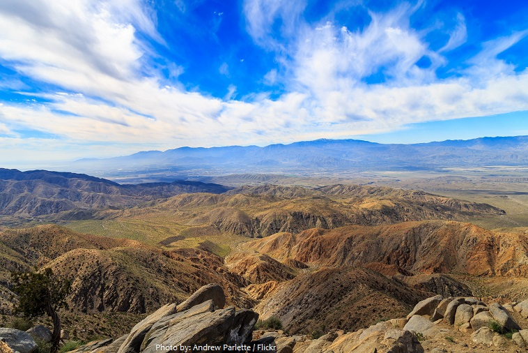 joshua tree national park keys view